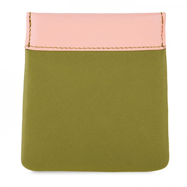 Snap Coin Pouch Olive