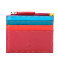 Credit Card Holder w/Zip Pocket Vesuvio