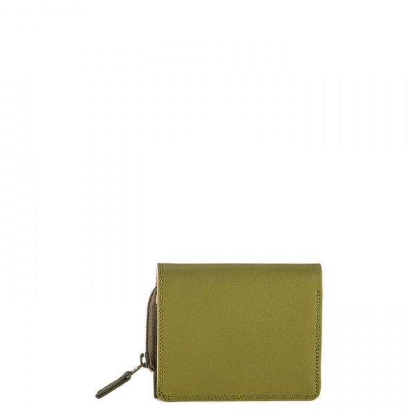 Flapover Coin Purse Olive