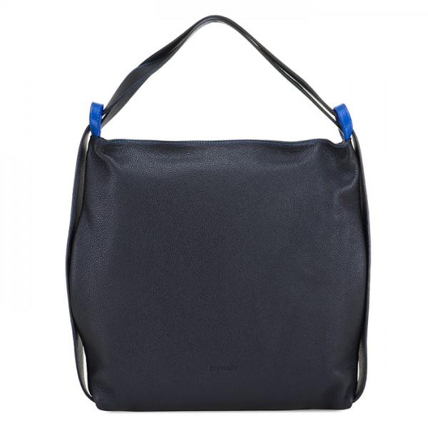 Venezia Hobo/Backpack Converter Black