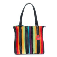 Laguna Small Shopper Black