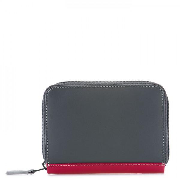 Porta carte di credito con zip e tecnologia RFID Storm