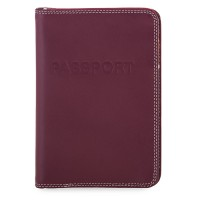 Passport Cover Chianti