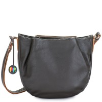 Verona Across Body Hobo Mocha