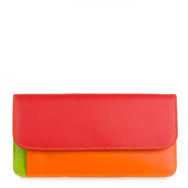 Simple Flapover Purse/Wallet Jamaica