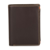 Wallet w/inner Leaf & Coin Pocket Safari Multi