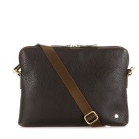 Panama E/W Crossbody Brown