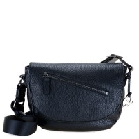 Amalfi Small Cross Body Black