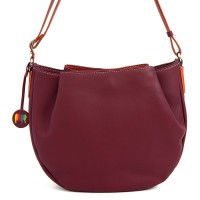 Verona Across Body Hobo Chianti