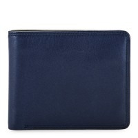 Venice Standard Wallet with Coin Purse Navy