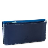 Large Slim Wallet Denim