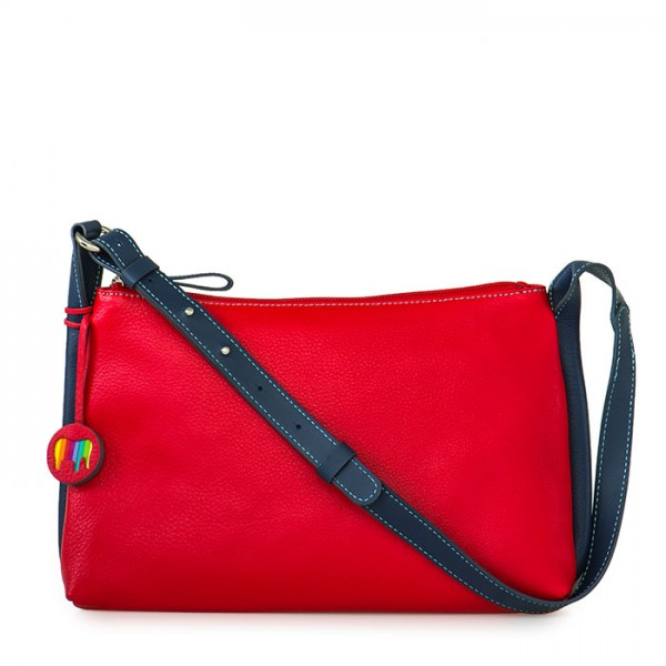 Lima E/W Shoulder Bag Red