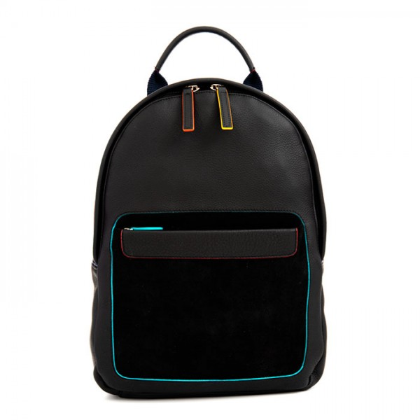 Havana Small Leather Backpack Black Pace