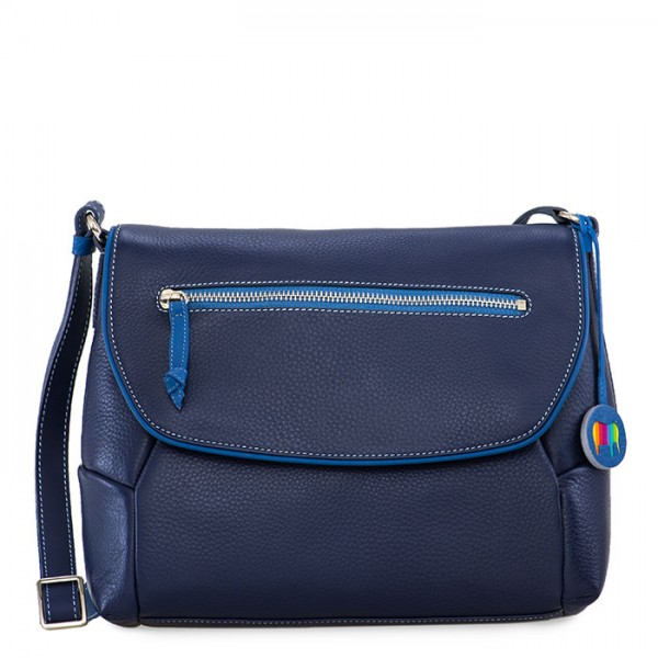 Marseille Shoulder Bag Navy