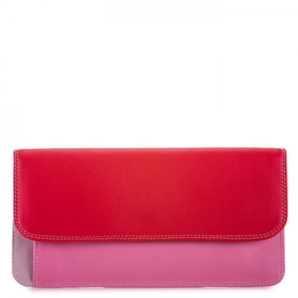Simple Flapover Purse/Wallet Ruby