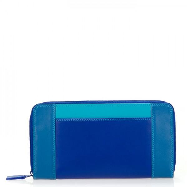 Large Zip Wallet Seascape
