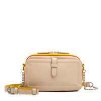 Small Leather Shoulder Bag Puglia
