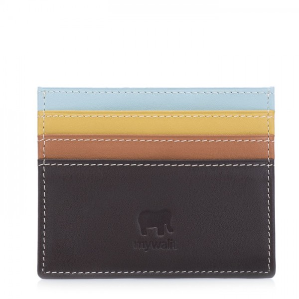 Credit Card Holder Mocha