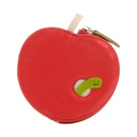 Fruits Apple Purse Red