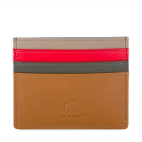 Credit Card Holder Caramel