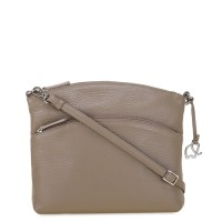 Cremona Rounded Cross Body Mink