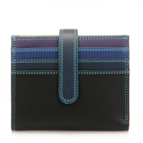 Small Tab Card Wallet Black Pace