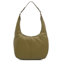 Bergamo Medium Shoulder Bag Olive