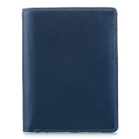 Wallet w/inner Leaf & Coin Pocket Royal