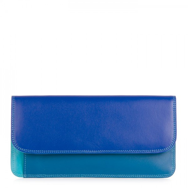 Simple Flapover Purse/Wallet Seascape