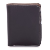 Medium Zip Wallet Mocha
