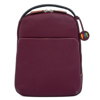 Office Large Leather Cross Body Sling Chianti