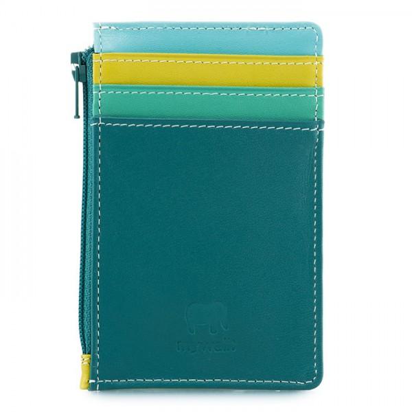 Porta carte di credito con portamonete Mint