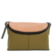 Catania Small Cross Body Olive