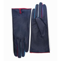 Long Gloves (Size 7.5) Royal