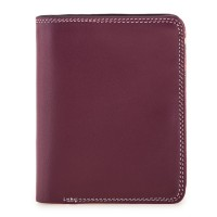 Medium Zip Wallet Chianti