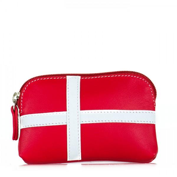 Geldtäschchen im Flaggen-Design Dänemark