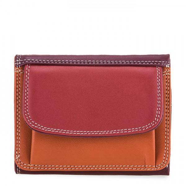 Mini Tri-fold Wallet Chianti
