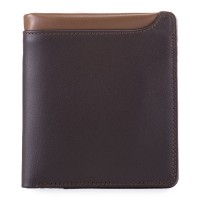 Greenwich Medium Standard Wallet Brown