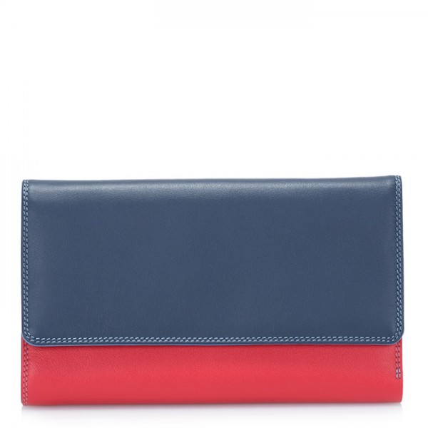 Checkbook Holder/Wallet Royal