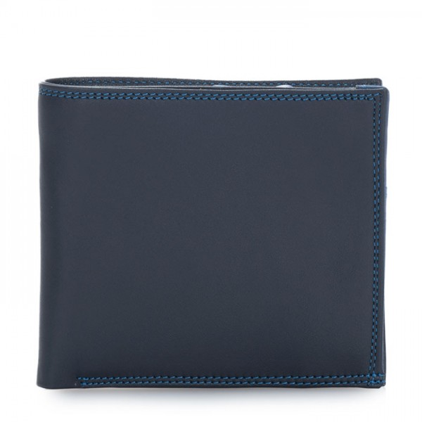 Classic Wallet w/Zip Section Kingfisher