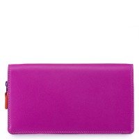 Large Wristlet Wallet Sangria Multi