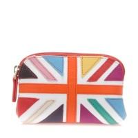 Portamonete con bandiera Cool Britania