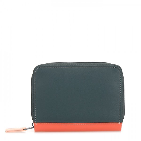 Zipped Credit Card Holder Urban Sky