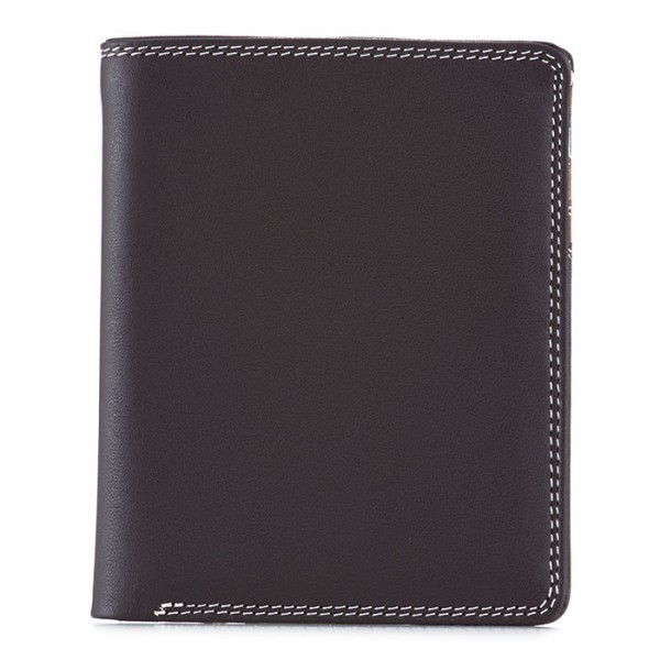 Medium Slim Wallet Mocha