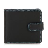 Tab Wallet w/inner leaf Black Pace