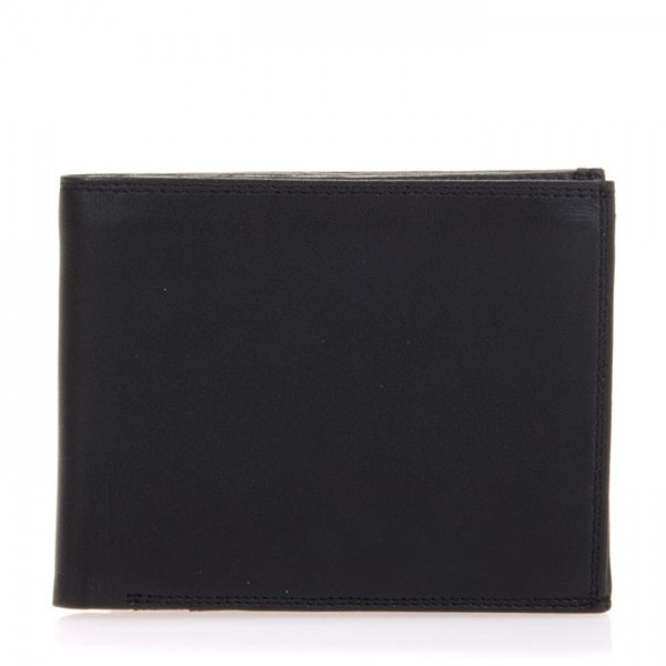 Medium Men's Wallet Black