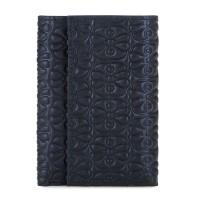 Elefante Tri-fold Wallet Black Pace