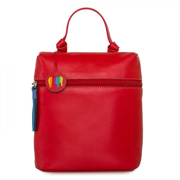 Bruges Mini Backpack Red