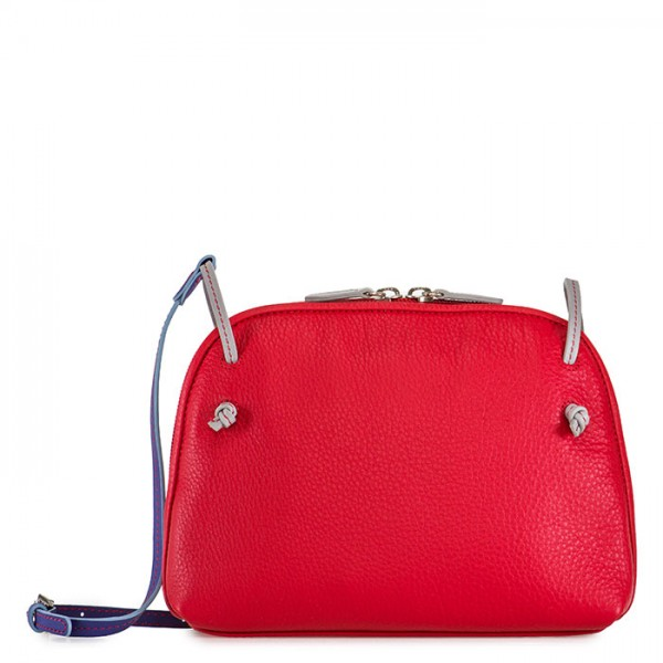 Rio Small Zip Top Red