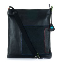 Havana Large Crossbody Black Pace